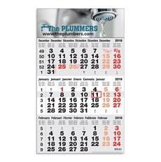 Wandkalender - 3 Monate