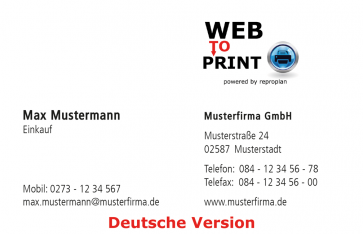 reproplan- webtoprint- visitenkarten