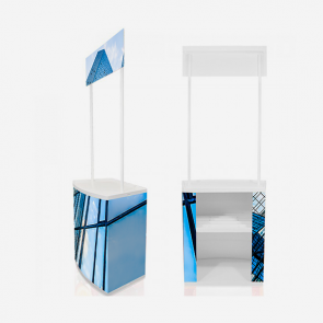 Promotheke mit Transporttasche