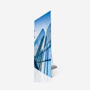 Mini L-Banner 28 x 45 cm bei reproplan