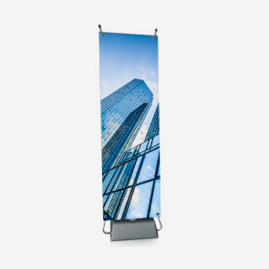 Outdoor-Banner bei reproplan