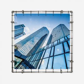 reproplan - Rahmensystem - PVC Banner