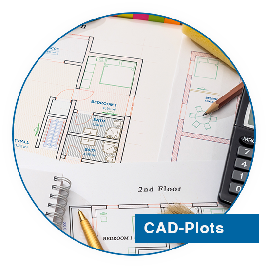 CAD-Plots | Plotservice | Preise