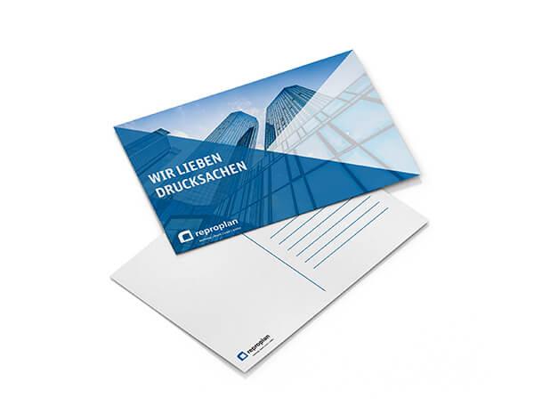 Produktbild einer reproplan-Postkarte